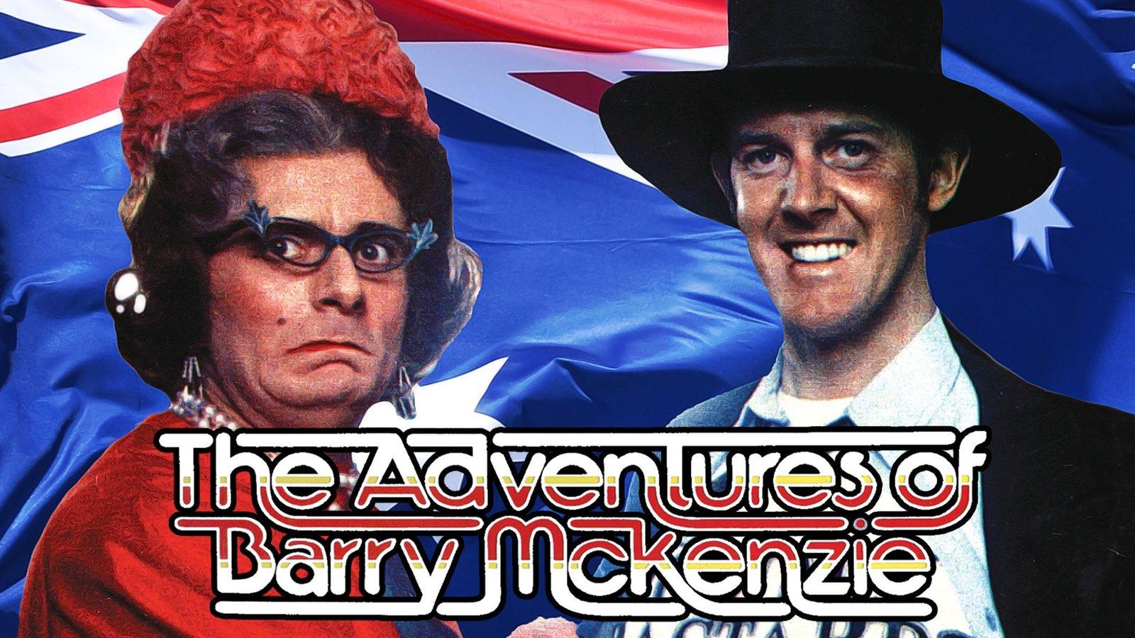 Adventures of Barry McKenzie