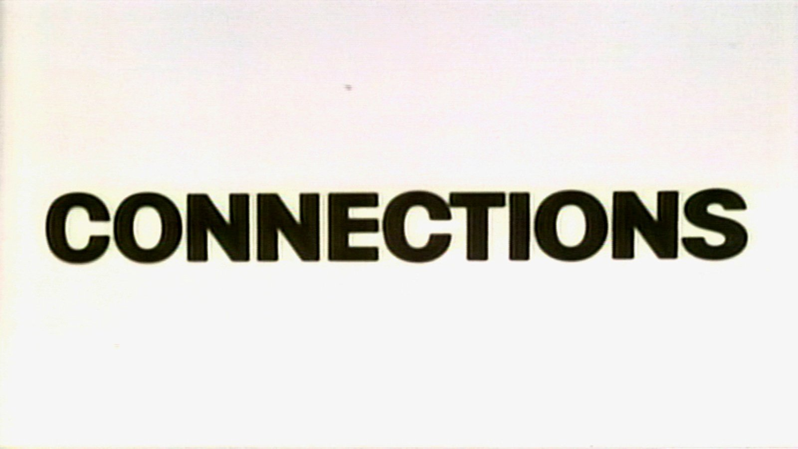 Connections - An Alternative View of Change