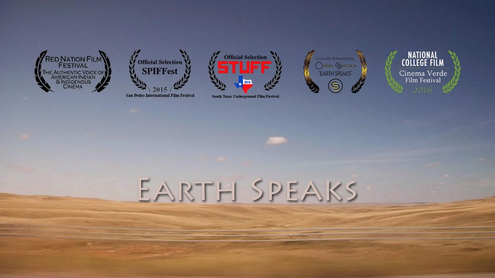 Earth Speaks: Native Americans Speak about the Earth