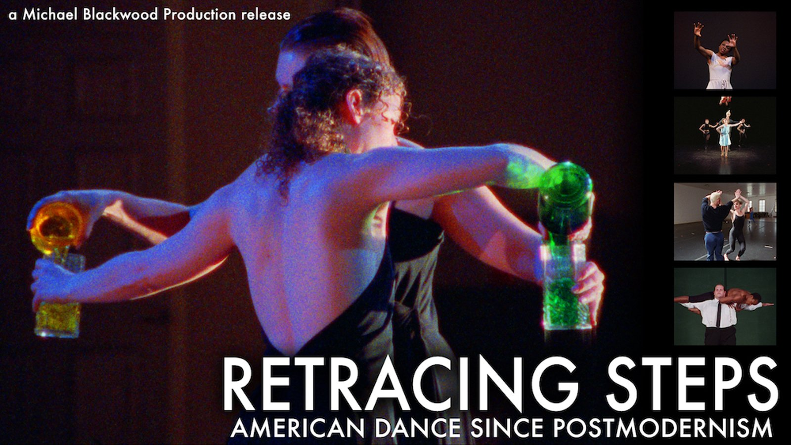 Retracing Steps: American Dance since Postmodernism