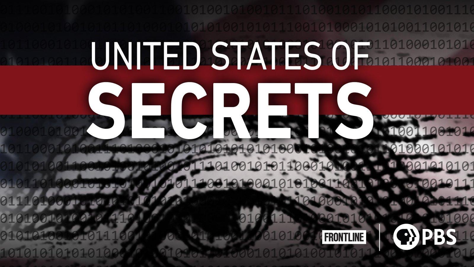 FRONTLINE - United States of Secrets