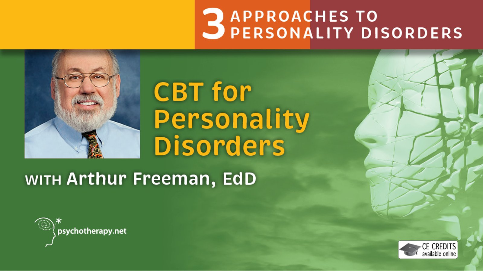 CBT for Personality Disorders - With Arthur Freeman