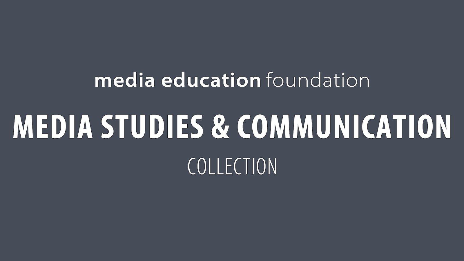 MEF Media Studies & Communication Collection
