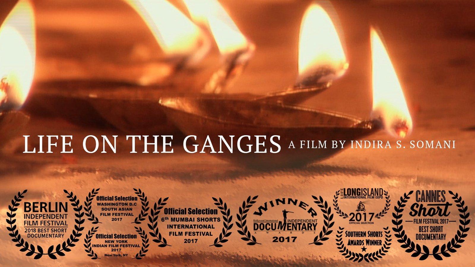 Life on the Ganges - Celebrating Dev Diwali on the Ganges River
