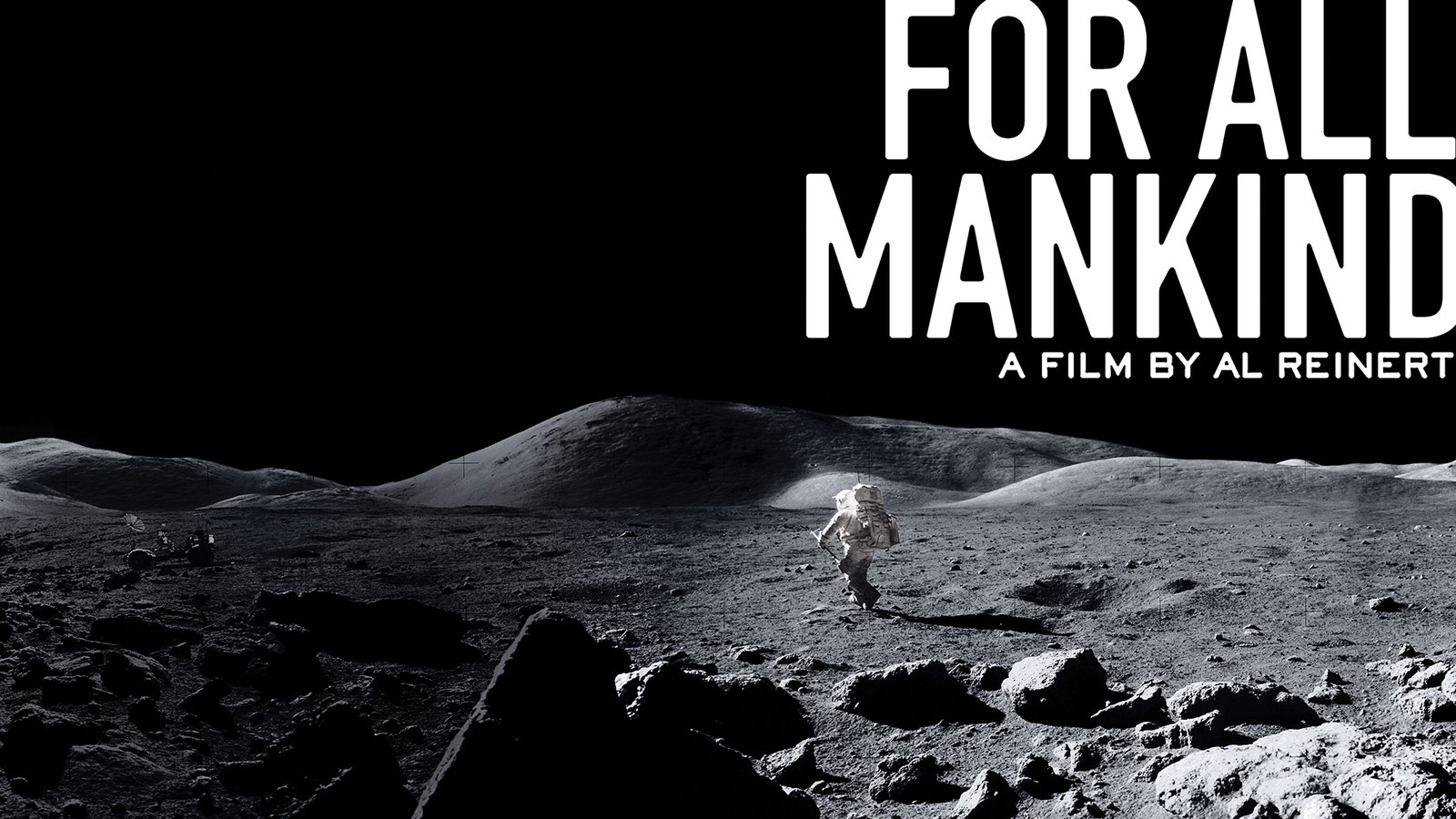 For All Mankind - The Apollo Space Missions