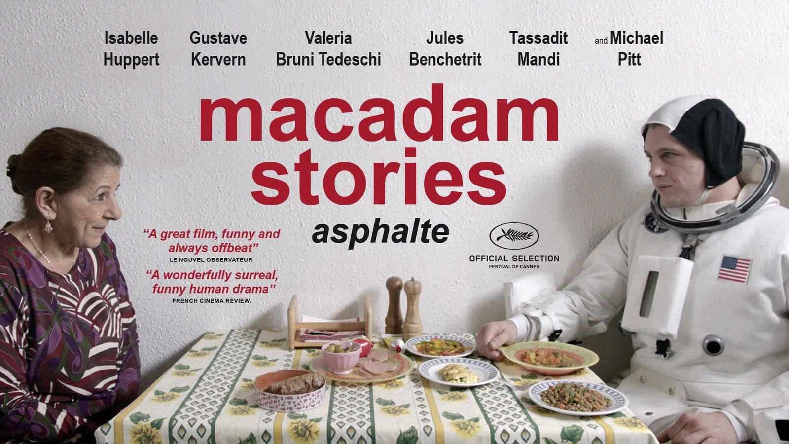 Macadam Stories - Asphalte