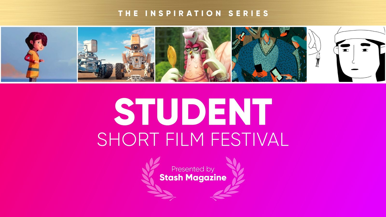 Stash Short Film Festival: Student