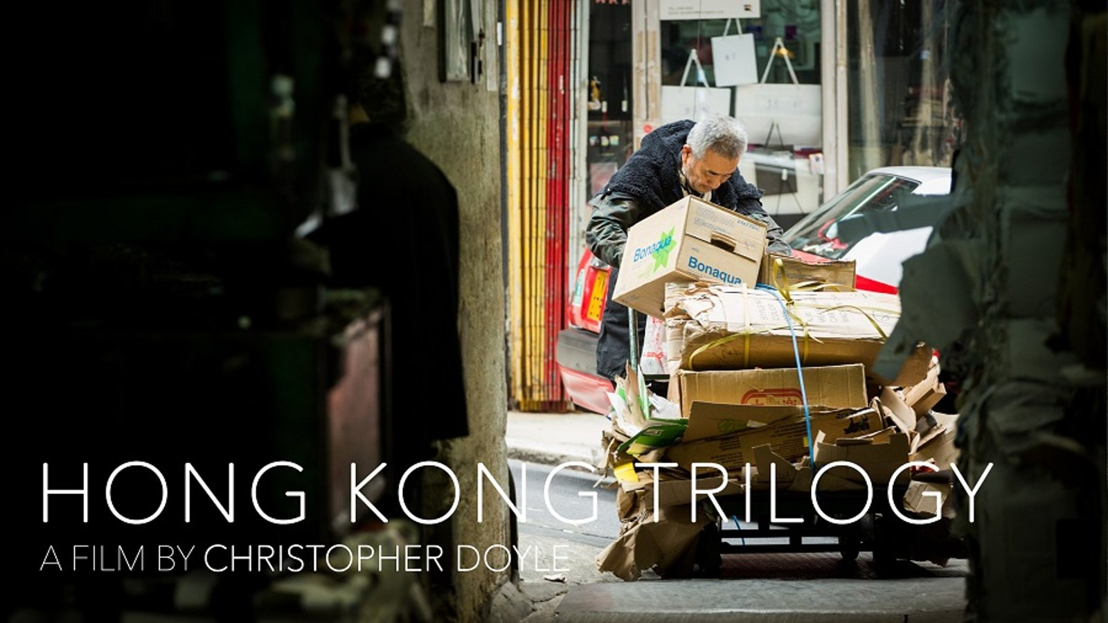 Hong Kong Trilogy: Preschooled Preoccupied Preposterous - A Celebration of a City and its People