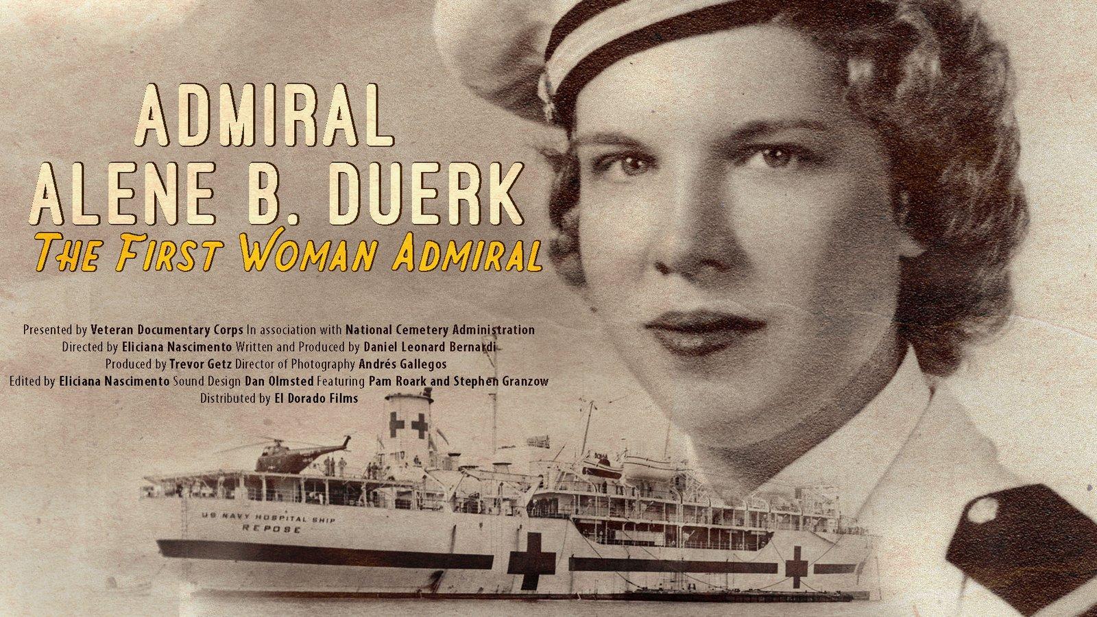 Alene B. Duerk: The First Woman Admiral