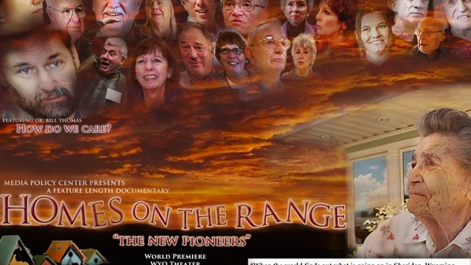 Homes on the Range: The New Pioneers