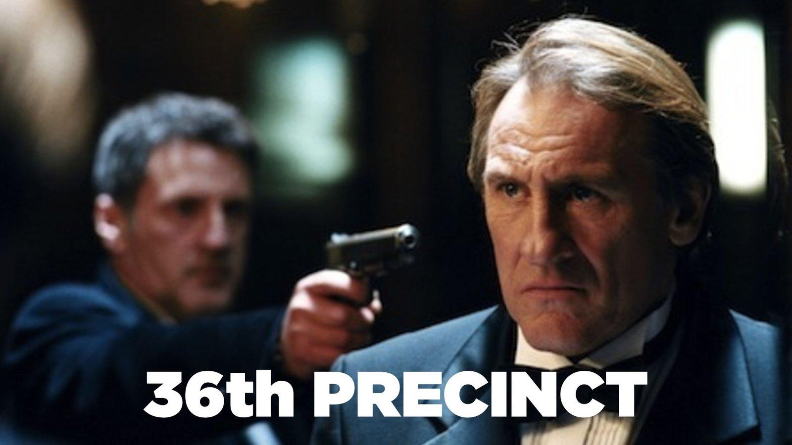 36th Precinct - 36 Quai des Orfèvres