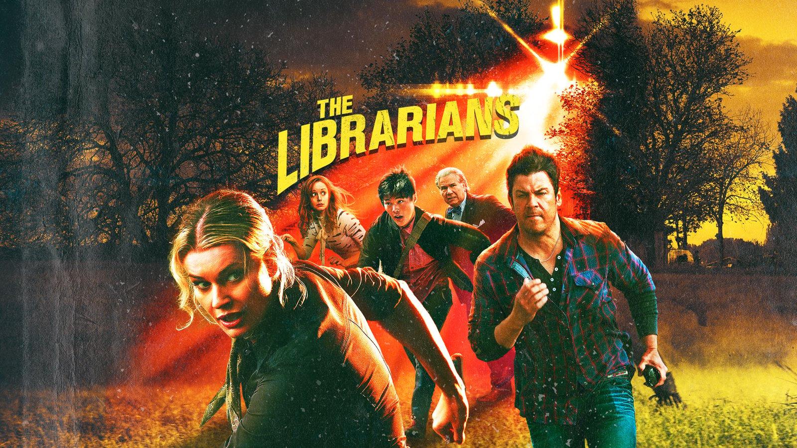 The Librarians - Season 4