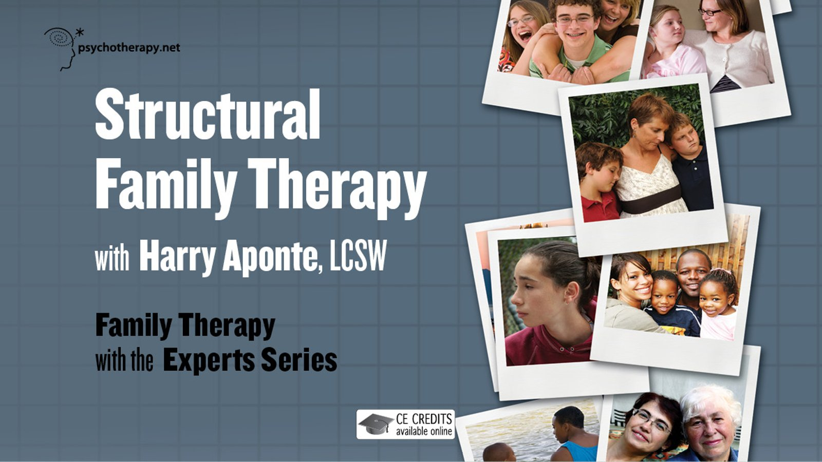Structural Family Therapy - With Harry Aponte