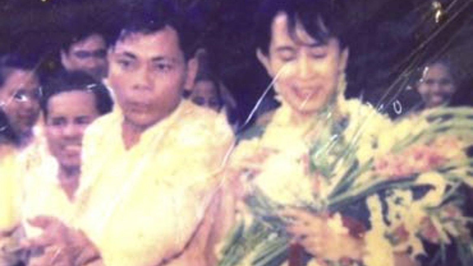 A Political Life - Aung San Suu Kyi's Former Bodyguard