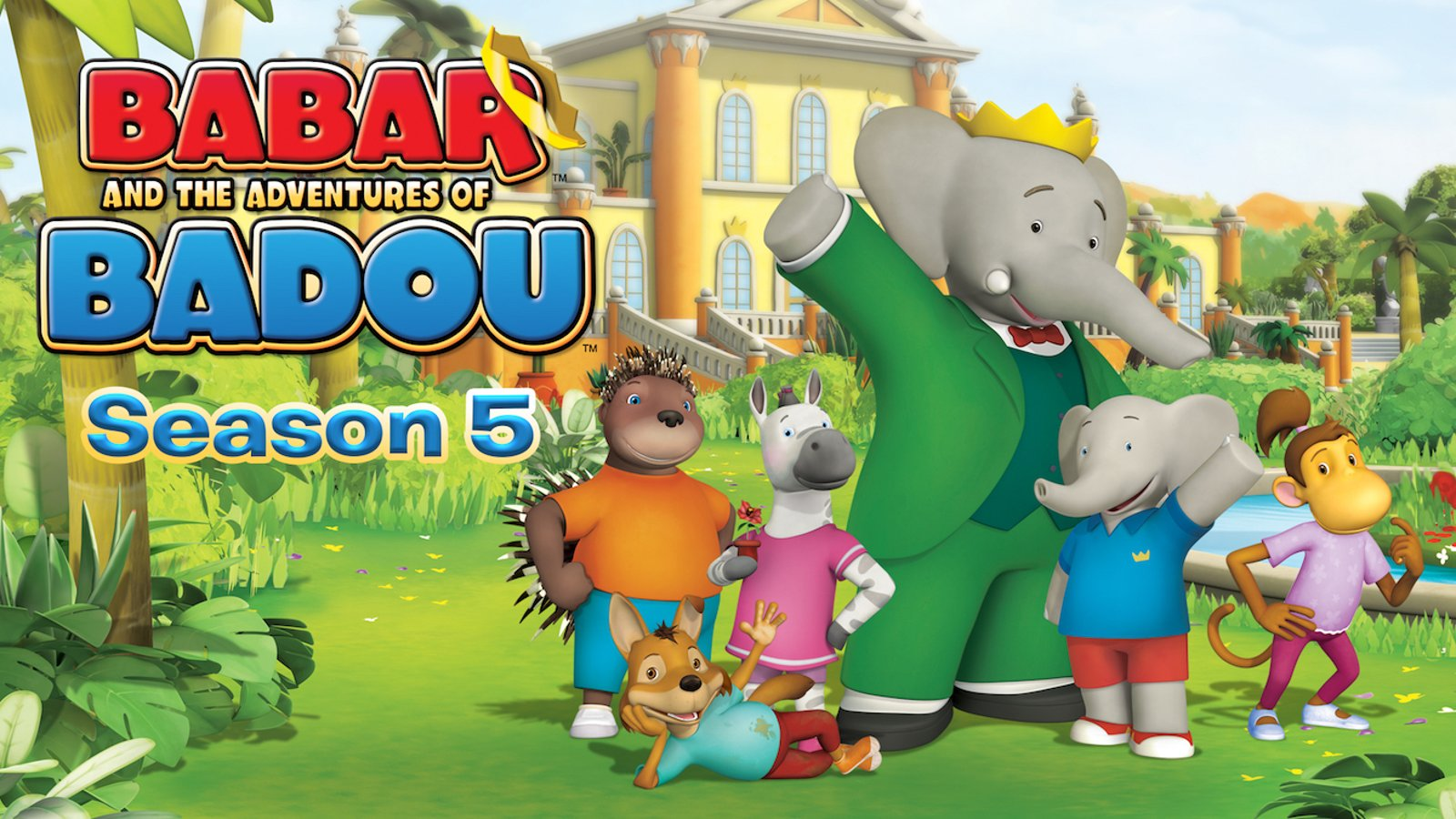 Babar and the Adventures of Badou Season 5