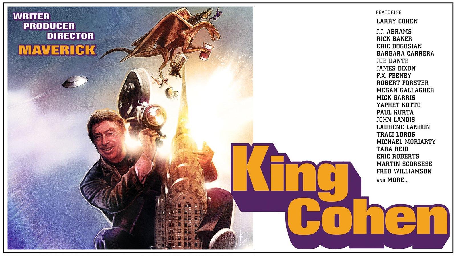 King Cohen - The Wild World of Filmmaker Larry Cohen