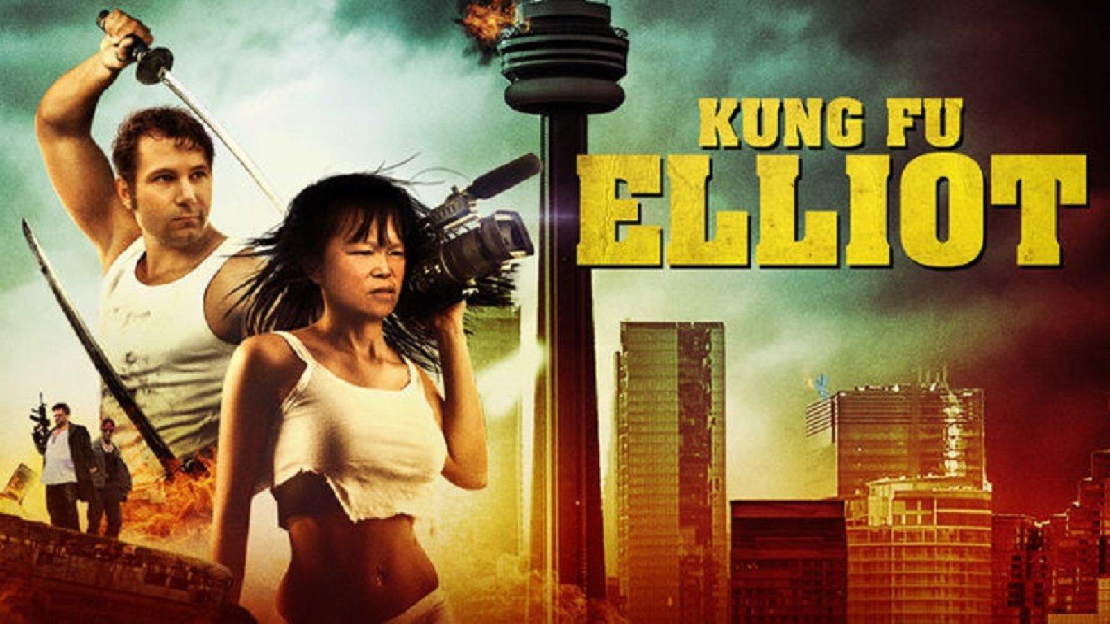 Kung Fu Elliot - An Amateur Filmmaker's Quest for Action Hero Fame