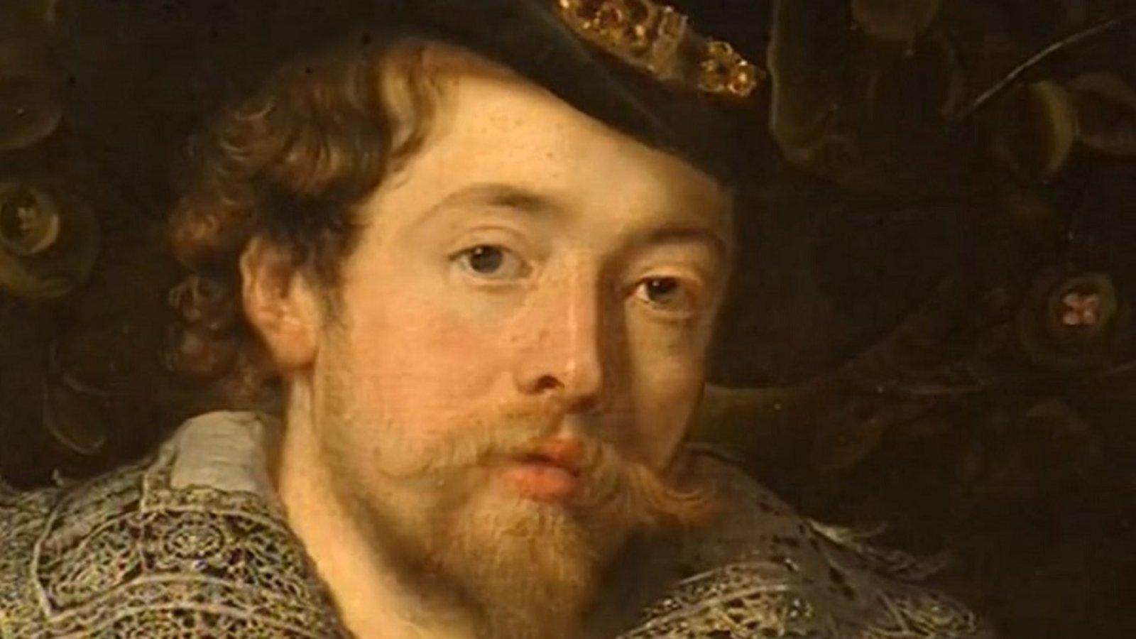 Rubens and Caravaggio