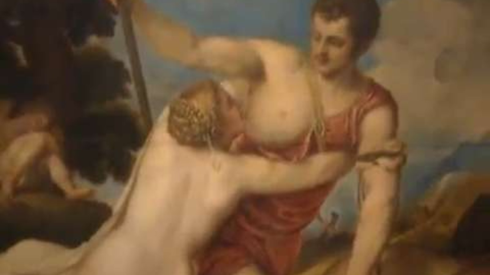 Titian and Raphael