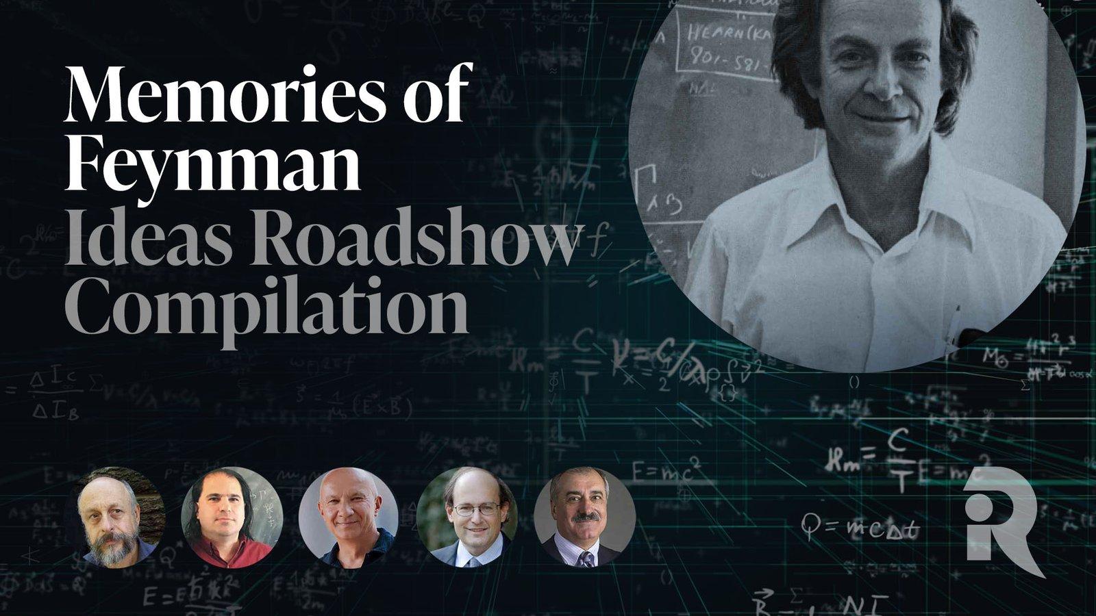 Memories of Feynman