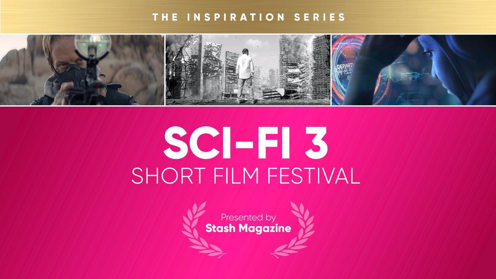 Stash Short Film Festival: Sci-Fi 3