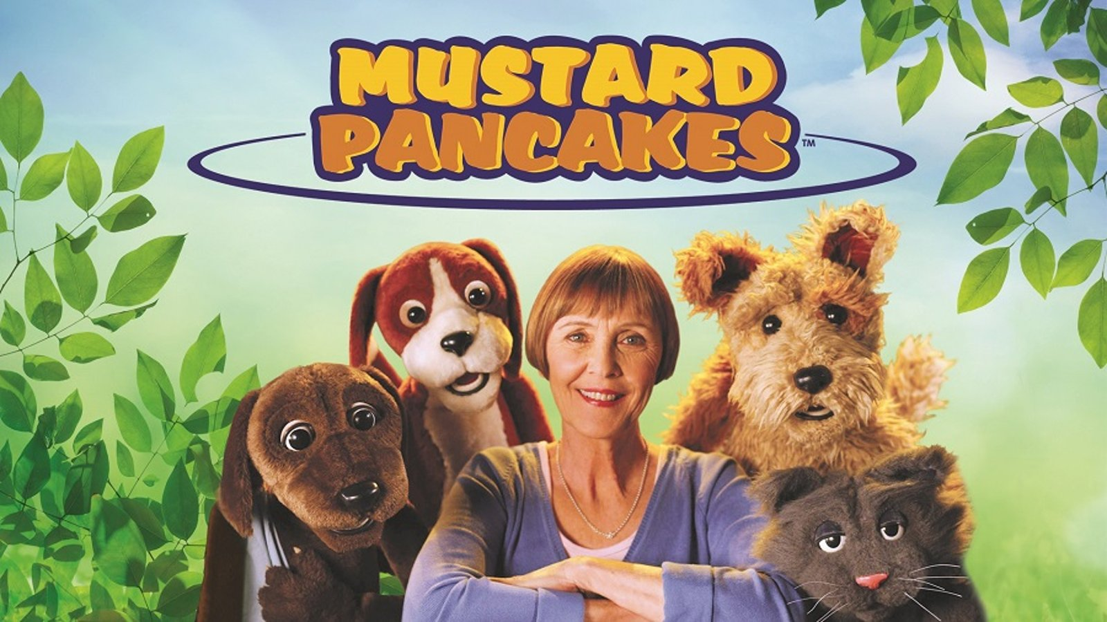 Mustard Pancakes