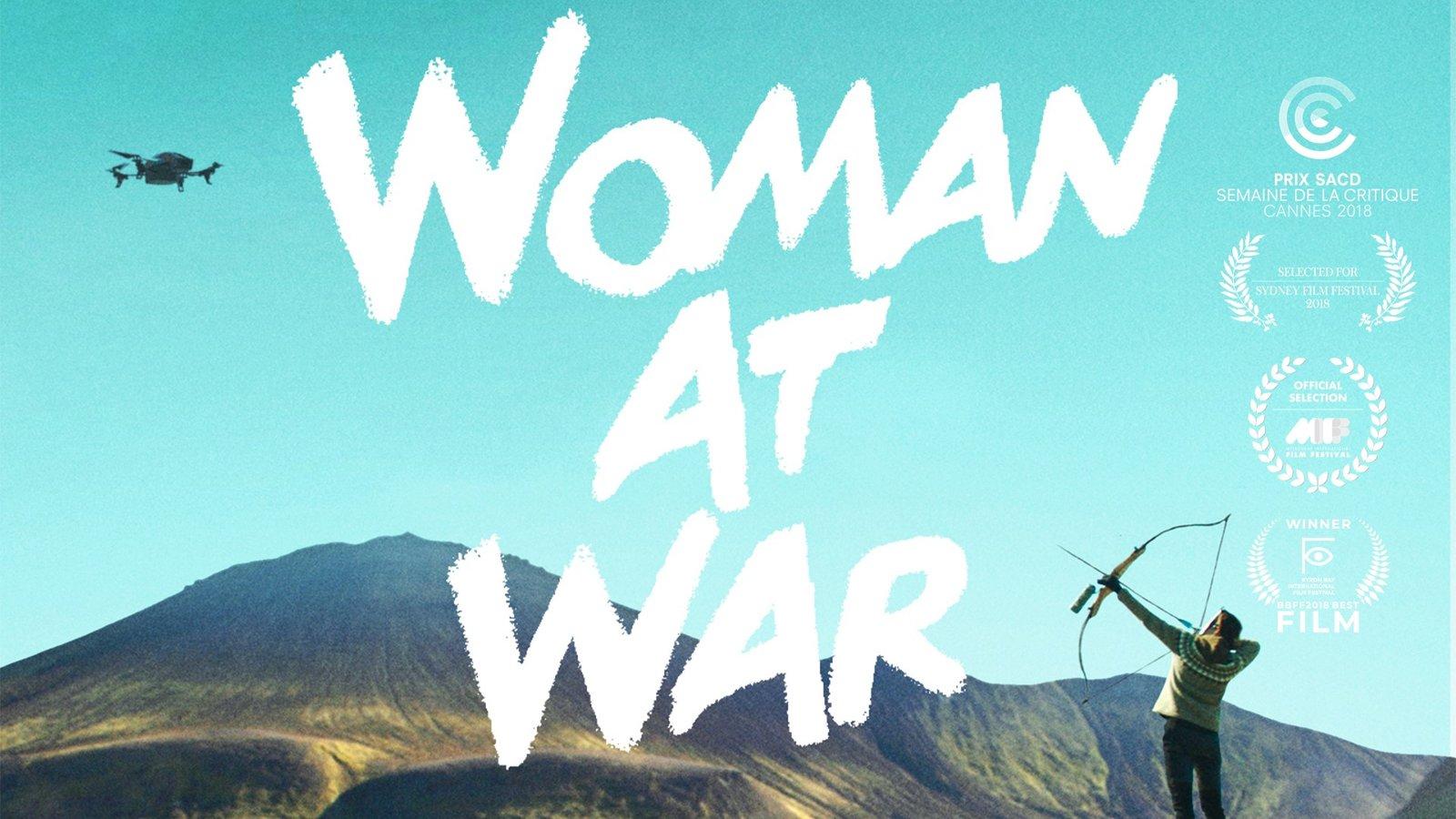 Woman at War - Kona fer í stríð