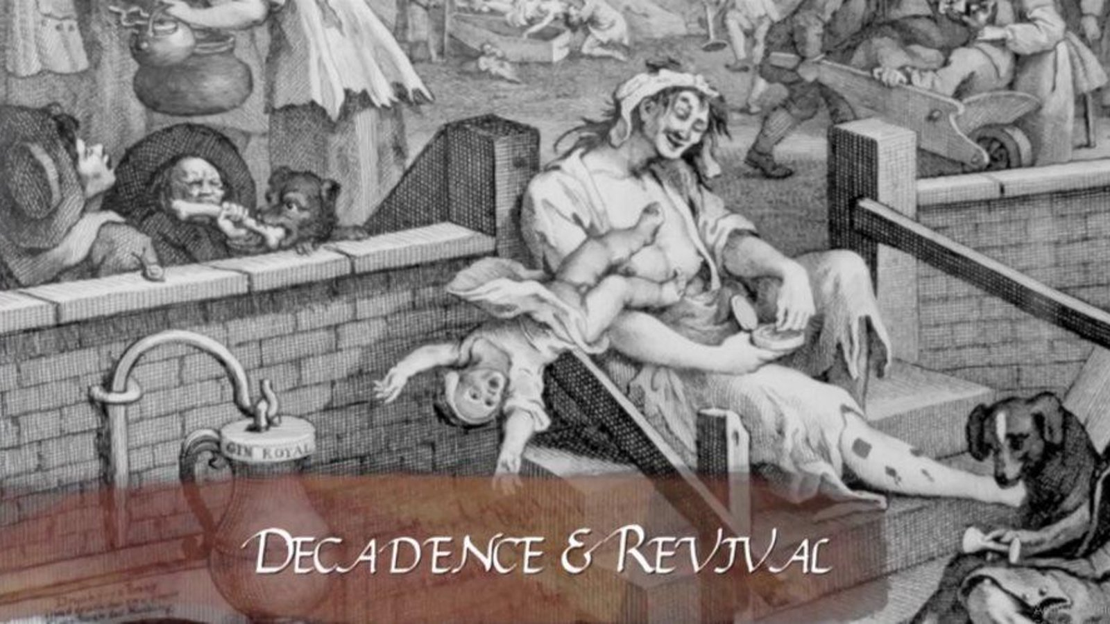 Decadence and Revival - Transformation of a Society
