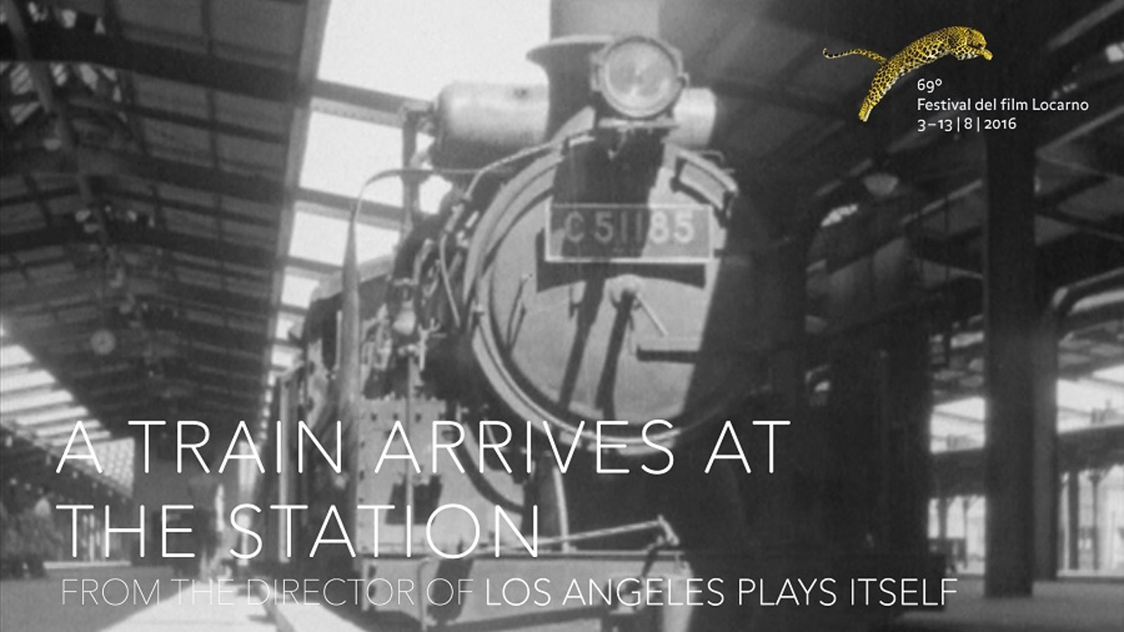 A Train Arrives at the Station - A Celebration of Film History's Most Famous Train Arrivals