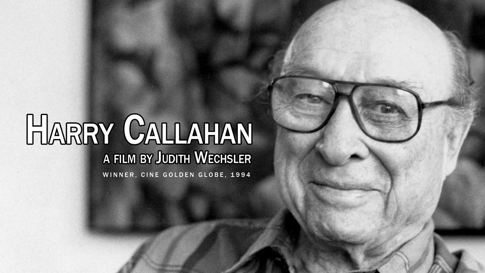 Harry Callahan - An American Photographer