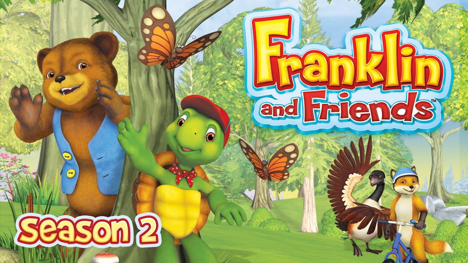 Franklin and Friends Season 2