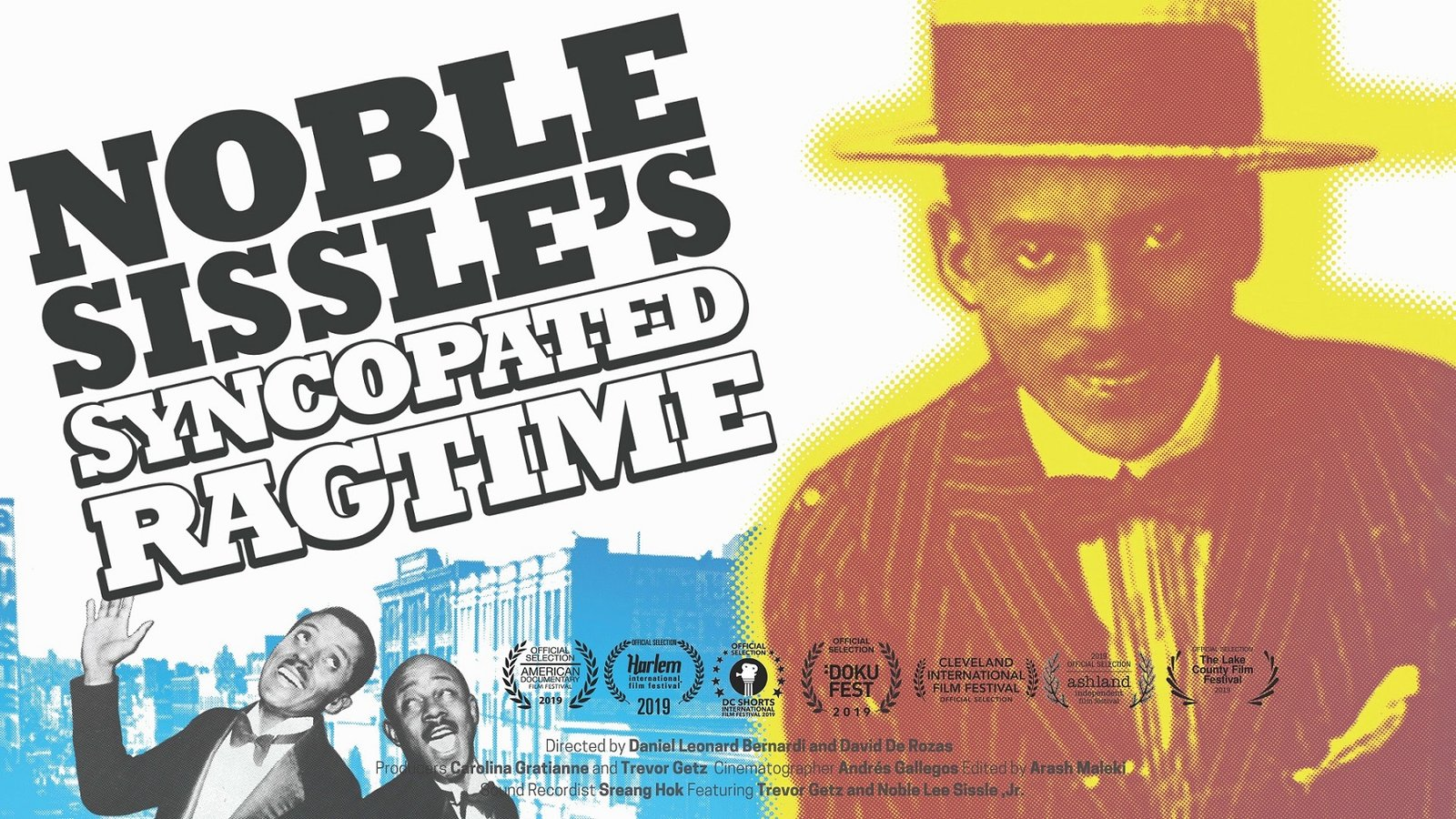 Noble Sissle's Syncopated Ragtime - The Story of Noble Sissle