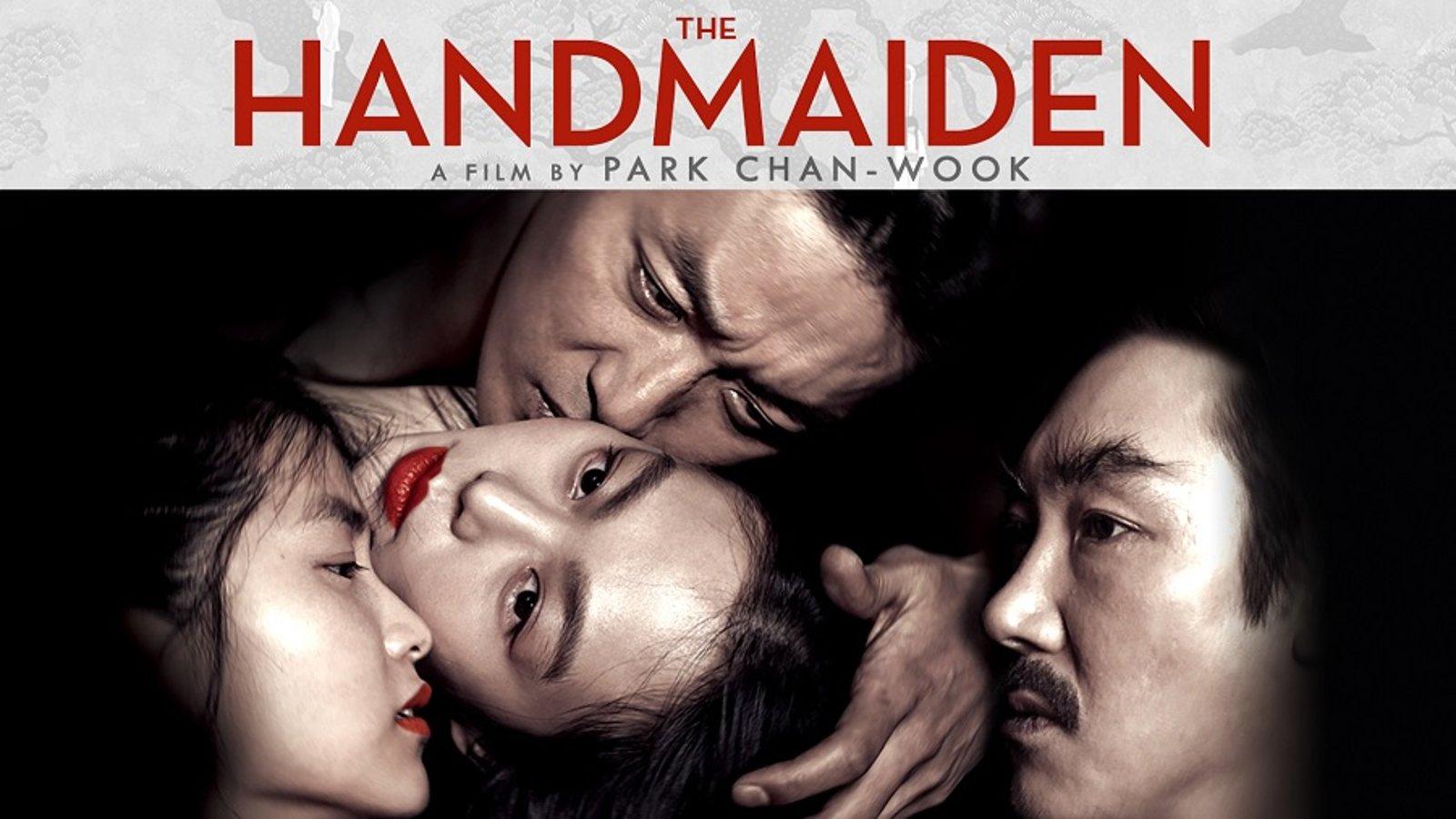 The Handmaiden - Ah-ga-ssi