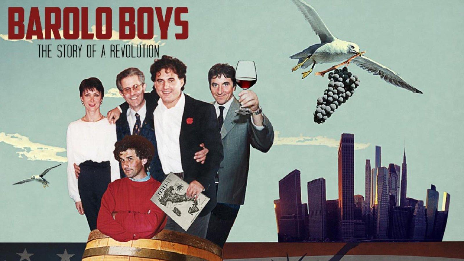 Barolo Boys - An Italian Wine Revolution