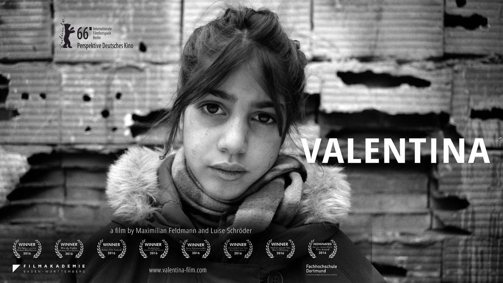 Valentina - Life in a Roma Neighborhood in Macedonia