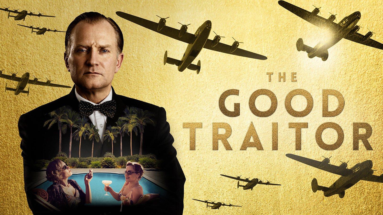 The Good Traitor - Vores mand i Amerika
