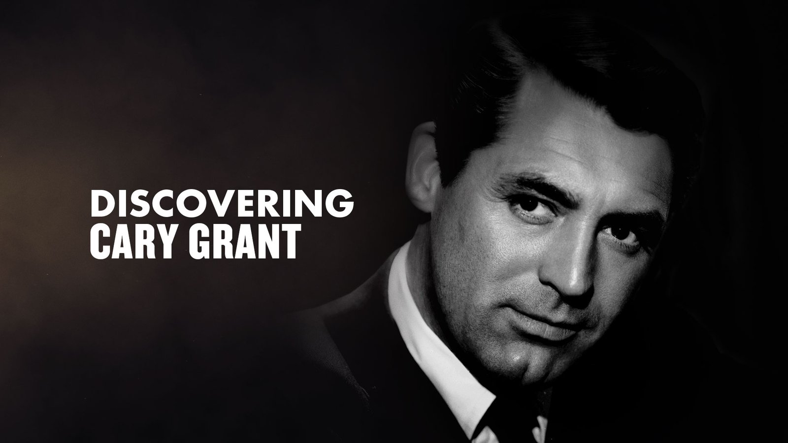 Discovering Cary Grant