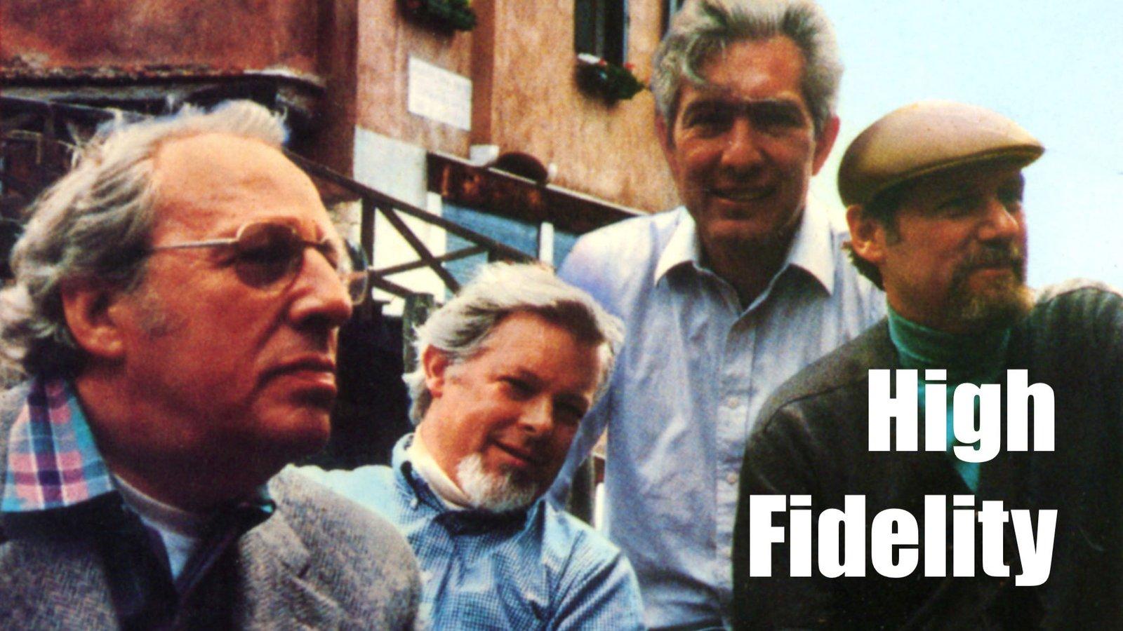 High Fidelity - The Guarneri String Quartet