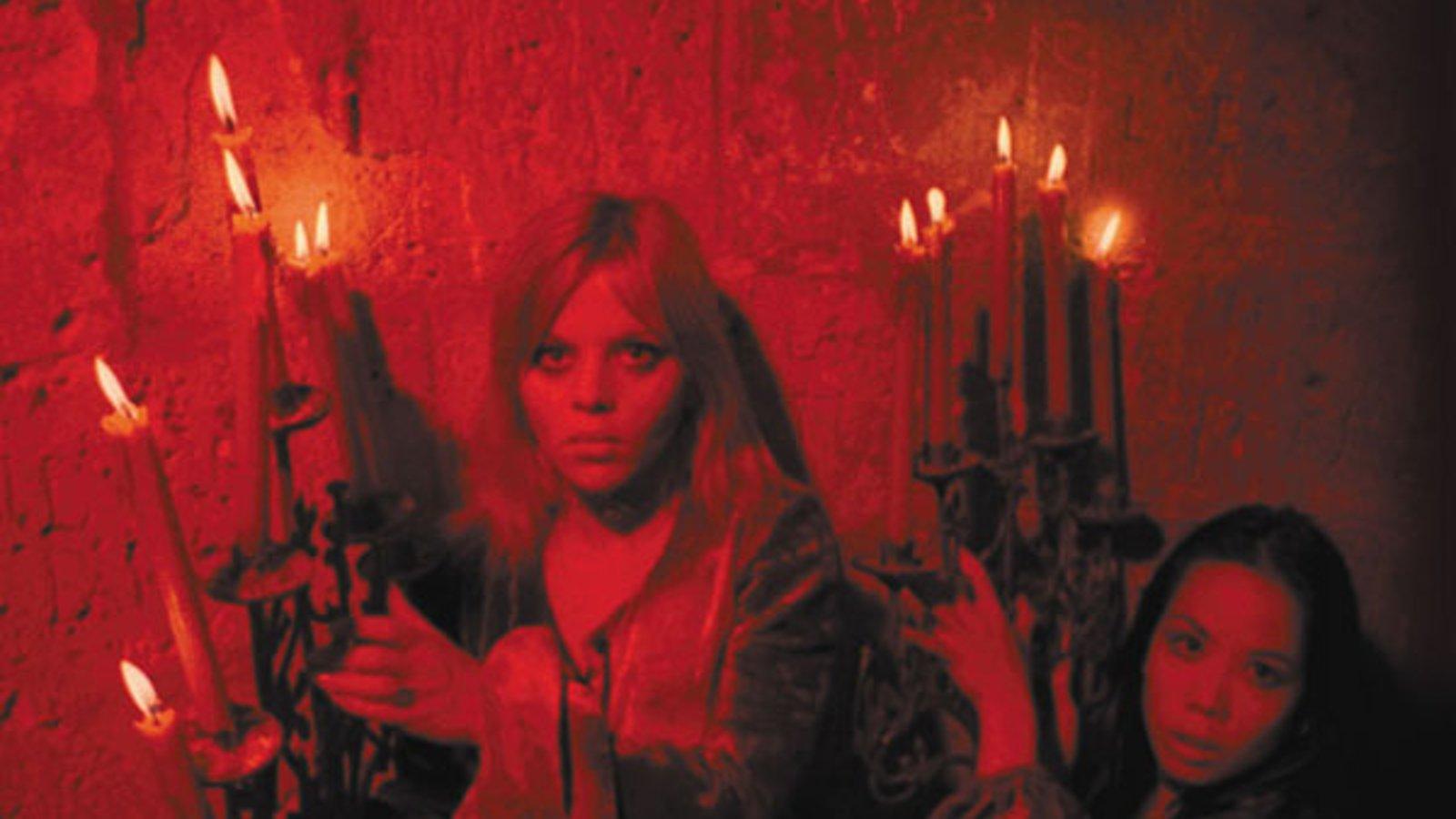 The Shiver Of The Vampire - Le Frisson Des Vampires