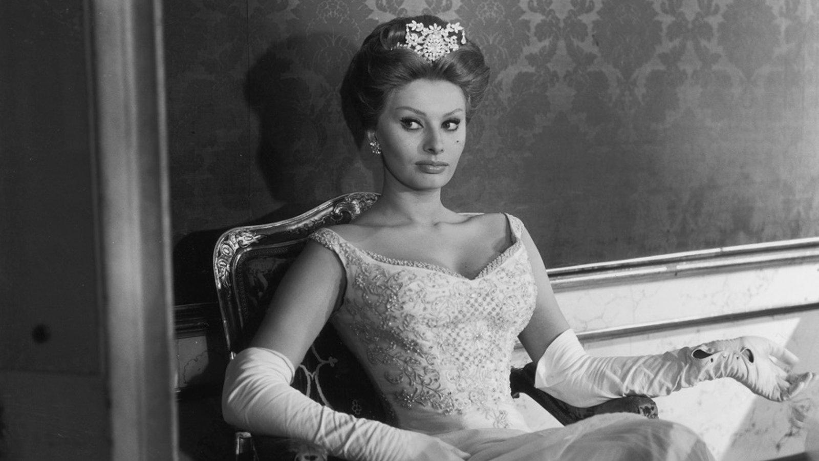 Discovering Sophia Loren