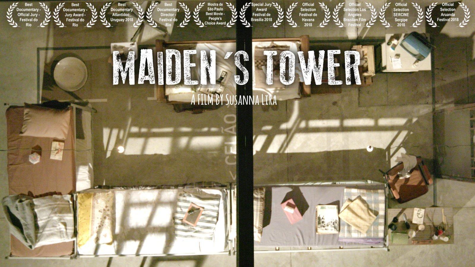 Maiden's Tower - Torre das Donzelas