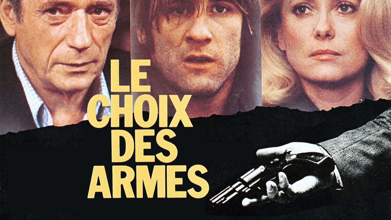 Choice of Arms - Choix des armes