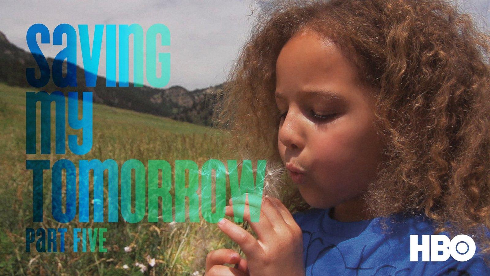 Saving My Tomorrow - Kids Who Love the Earth