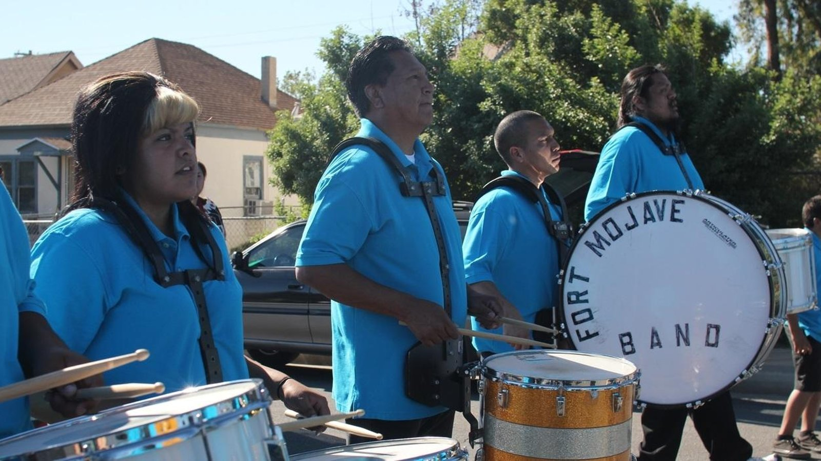Sousa on the Rez: Marching to the Beat - A Little-Known Native American Music Scene