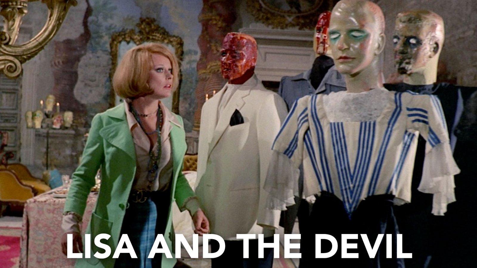 Lisa And The Devil - Lisa e il diavolo