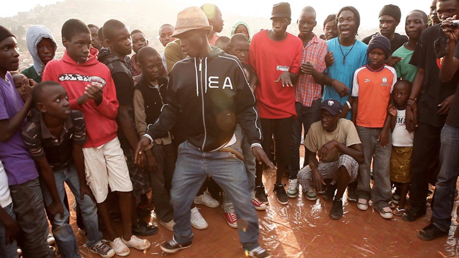 Shake The Dust - Breakdancing Around the World
