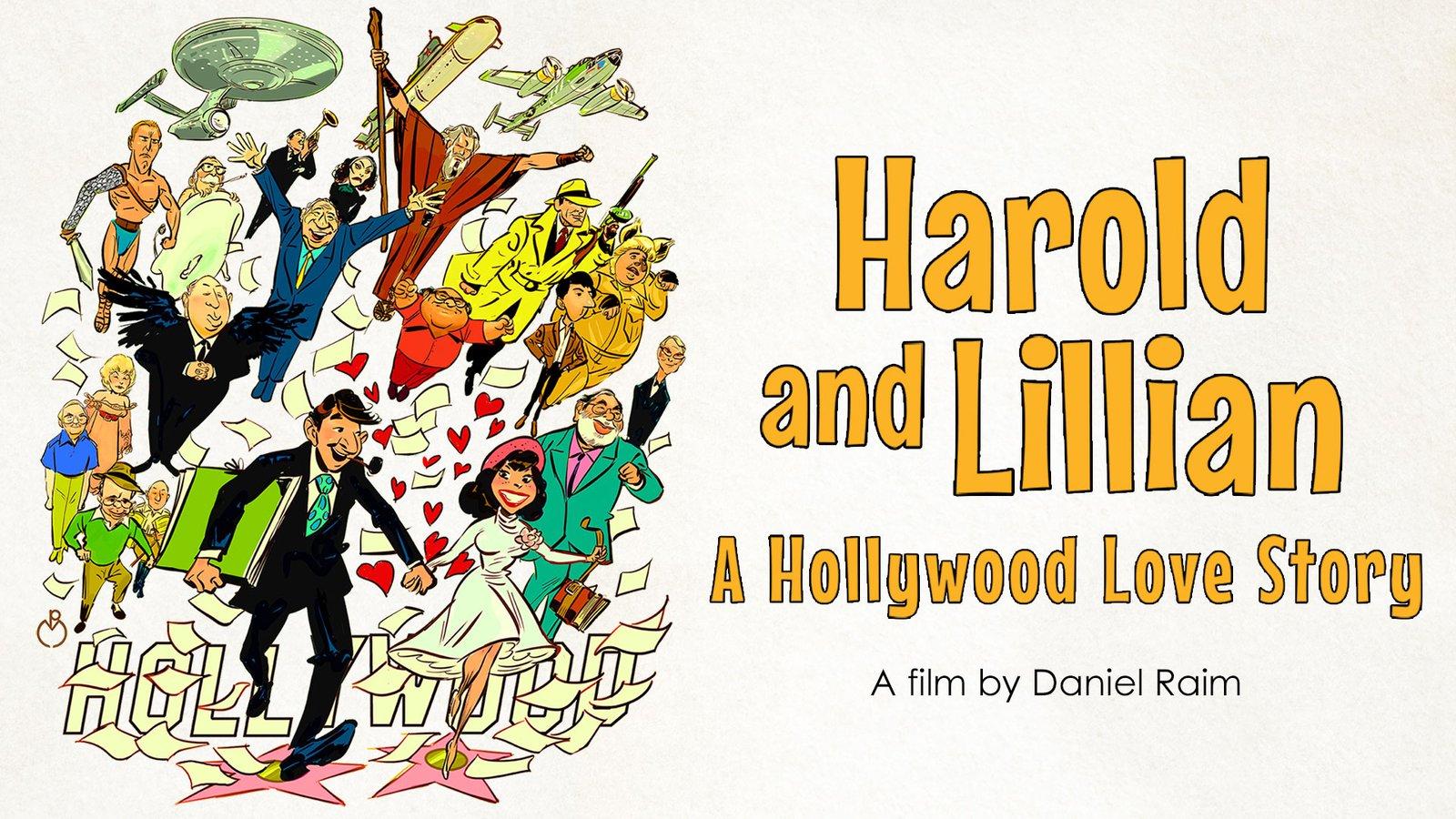 Harold and Lillian - A Hollywood Love Story