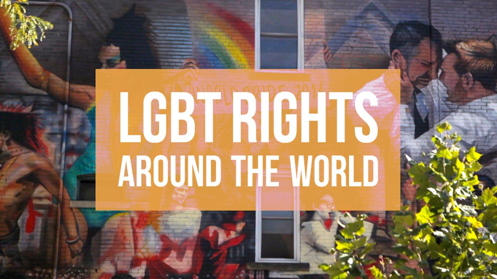 LGBT Rights Around the World