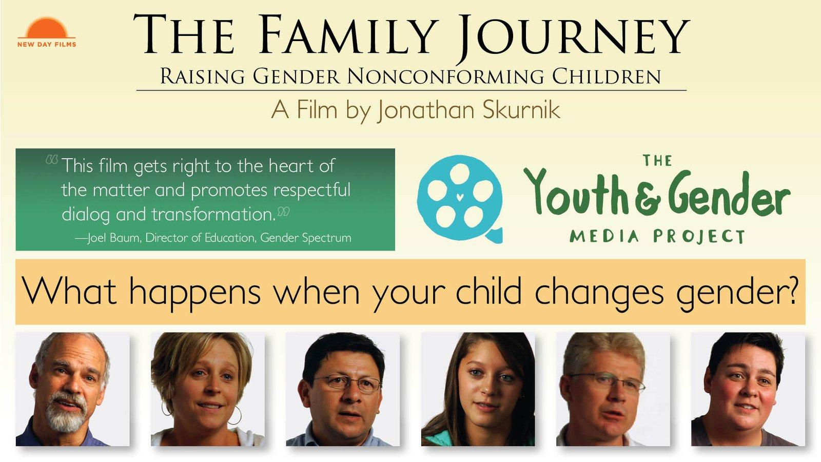 The Family Journey - Raising Gender Nonconforming Children