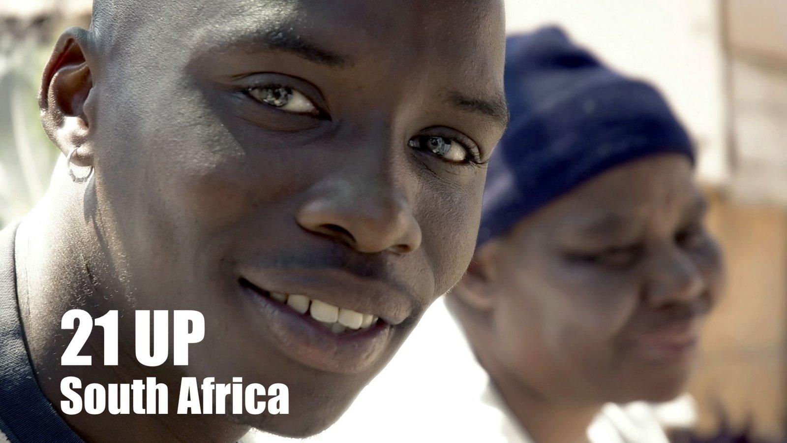 21 UP South Africa - Mandela's Children